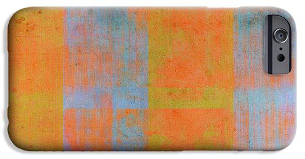 Contemporary iPhone 6 Case - Desert Mirage by Julie Niemela