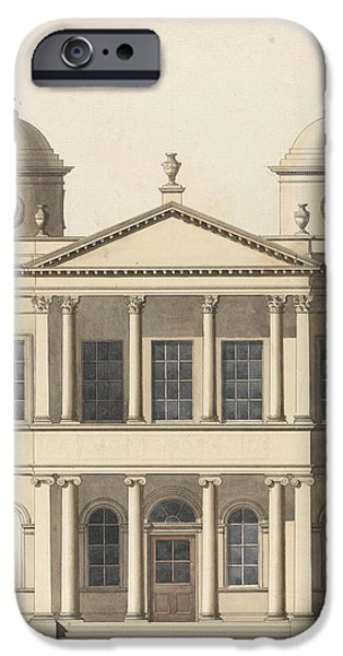 Front Elevation iPhone 6 Cases | Fine Art America