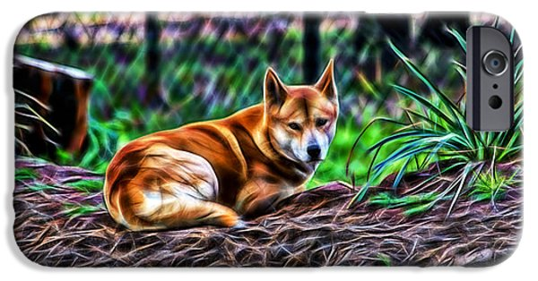 Dingo From Ozz IPhone 6 Case