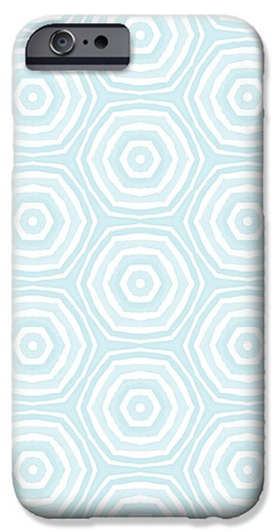 Pattern iPhone 6 Case - Dip In The Pool -  Pattern Art By Linda Woods by Linda Woods