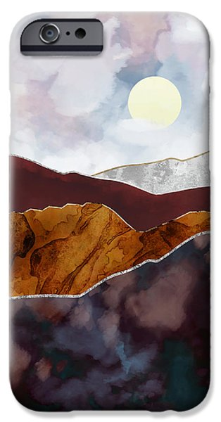 Landscapes iPhone 6 Case - Distant Light by Katherine Smit