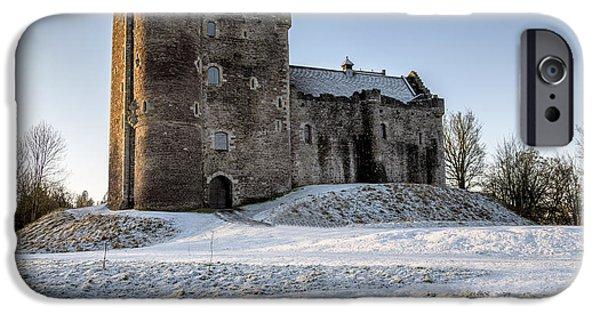 Doune Castle In Central Scotland IPhone 6 Case