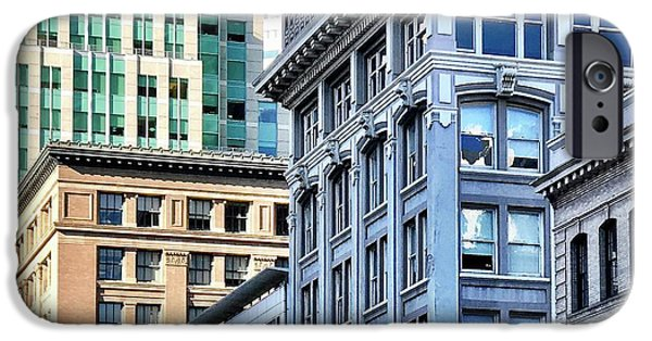 iPhone 6 Case - Downtown San Francisco by Julie Gebhardt