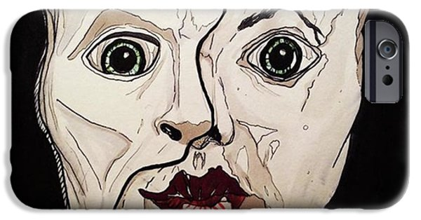 iPhone 6 Case - It's Not Inside Your Mind by Russell Boyle