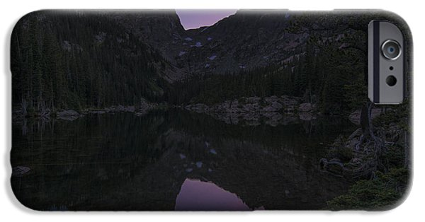 IPhone 6 Case featuring the photograph Dream Lake Reflections by Gary Lengyel