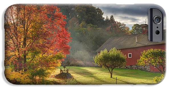 Early Autumn Morning IPhone 6 Case by Bill Wakeley