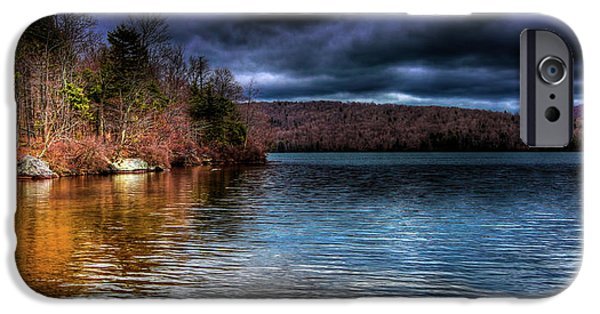 IPhone 6 Case featuring the photograph Early May On Limekiln Lake by David Patterson