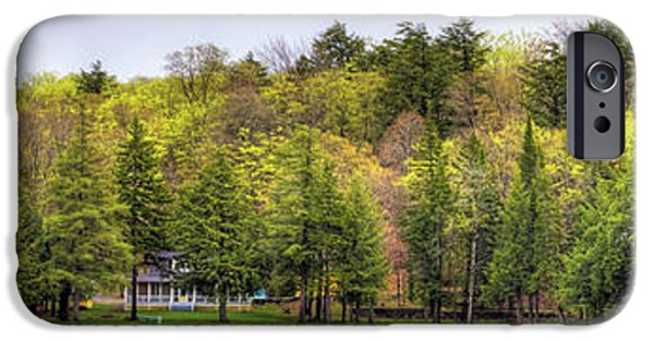 Early Spring Panorama IPhone 6 Case by David Patterson