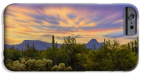 Easter Sunset H18 IPhone 6 Case