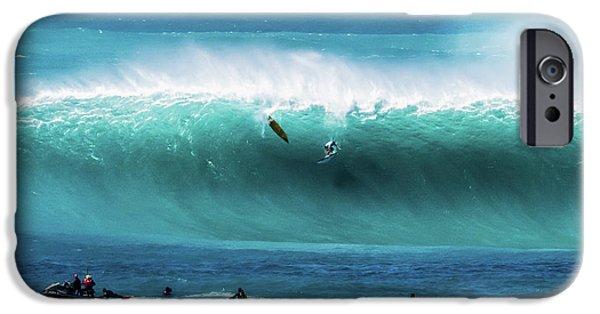 Jet Ski iPhone 6 Case - Eddie Aikau by James Roemmling