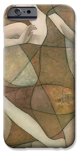 Abstract iPhone 6 Case - Elysium by Steve Mitchell