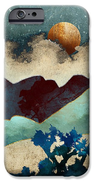 Landscapes iPhone 6 Case - Evening Calm by Spacefrog Designs