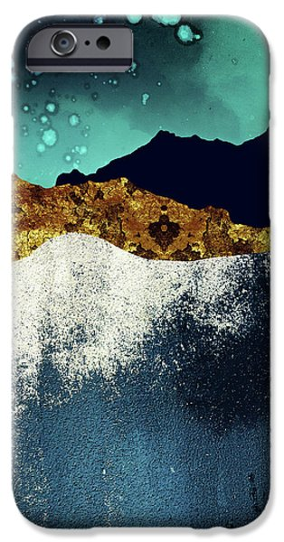 Landscapes iPhone 6 Case - Evening Stars by Katherine Smit