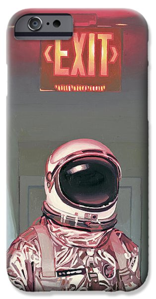 Exit IPhone 6 Case by Scott Listfield