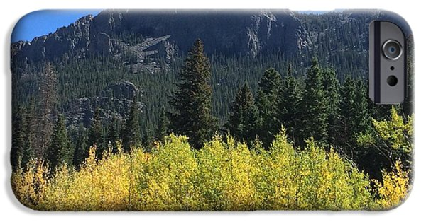 Landscapes iPhone 6 Case - Fall At Twin Sisters by Kristen Anna