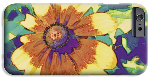 IPhone 6 Case featuring the photograph Feeling Groovy by Karen Shackles