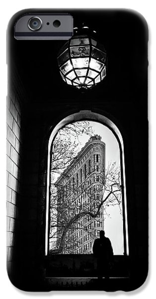 IPhone 6 Case featuring the photograph Flatiron Perspective by Jessica Jenney