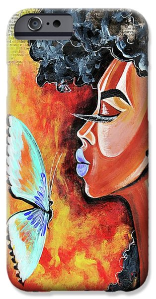 iPhone 6 Case - Flawed by Artist RiA