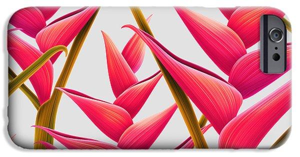 Dissing iPhone 6 Case - Flowers Fantasia   by Mark Ashkenazi