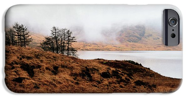 Foggy Day At Loch Arklet IPhone 6 Case