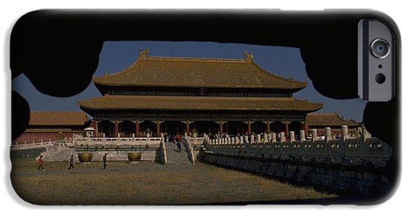 Forbidden City, Beijing IPhone 6 Case by Travel Pics