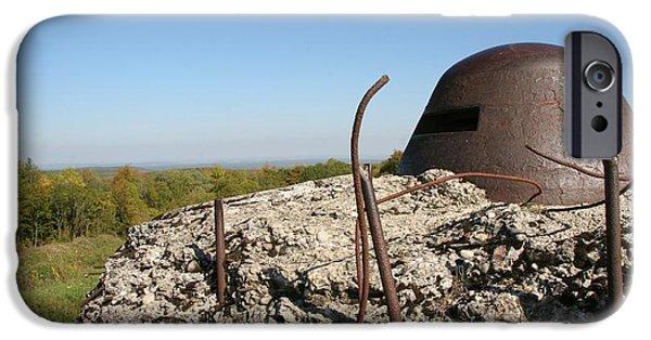 IPhone 6 Case featuring the photograph Fort De Douaumont - Verdun by Travel Pics