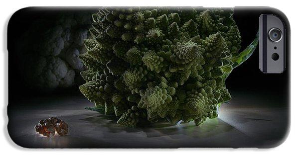 Fractal Supper IPhone 6 Case