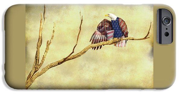 IPhone 6 Case featuring the photograph Freedom by James BO Insogna
