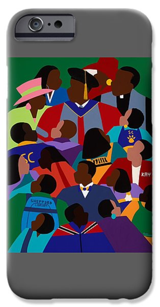 iPhone 6 Case - From Eminence To Excellence by Synthia SAINT JAMES