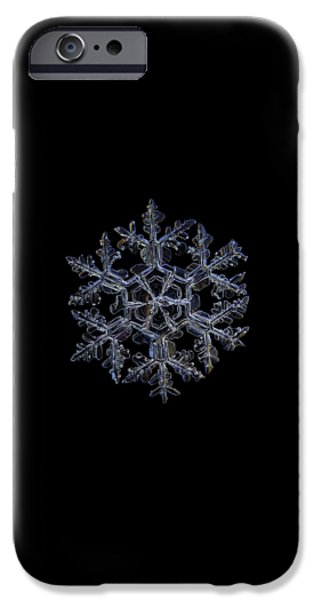 Gardener's Dream, Dark On Black Version IPhone 6 Case