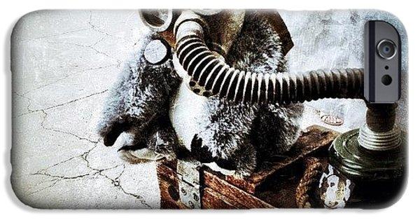Gas Mask Koala IPhone 6 Case