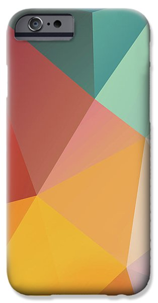 iPhone 6 Case - Geometric Xxix by Ultra Pop