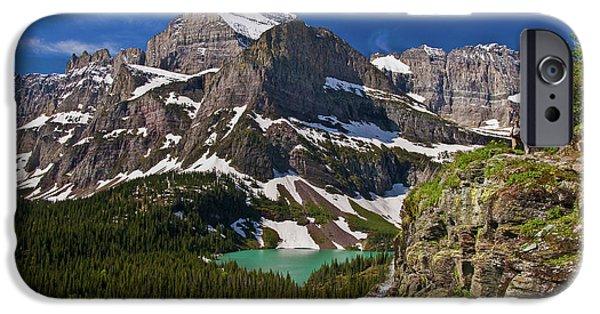 Glacier Backcountry 2 IPhone 6 Case