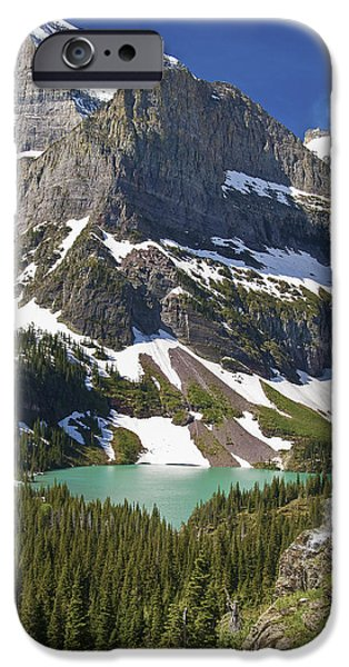 Glacier Backcountry IPhone 6 Case by Gary Lengyel