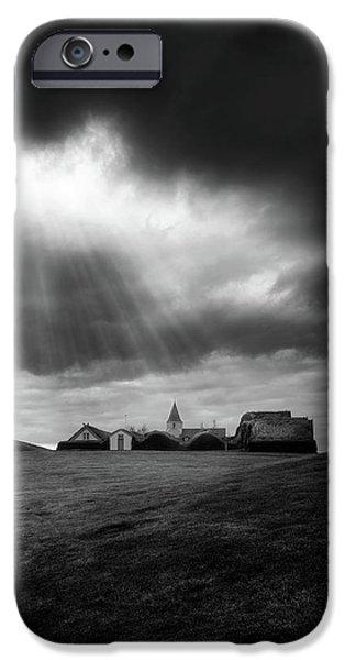 Village iPhone 6 Case - Glaumbaer by Tor-Ivar Naess