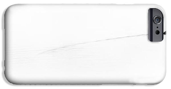 Goose On The Pond IPhone 6 Case by David Patterson