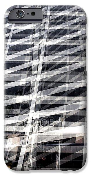 Grace Building Collage 2 IPhone 6 Case