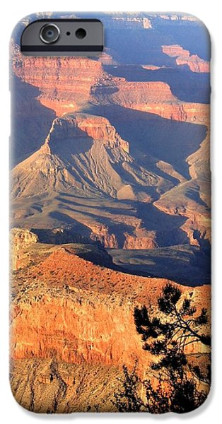 Will Borden iPhone Cases - Grand Canyon 50 iPhone Case by Will Borden