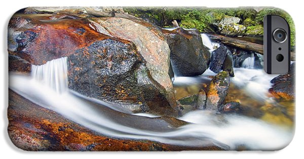 IPhone 6 Case featuring the photograph Granite Falls by Gary Lengyel