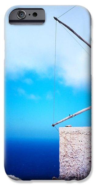 Greek Windmill IPhone 6 Case