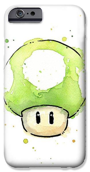 Mario Bros iPhone 6 Cases | Fine Art America