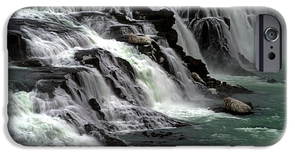 Gullfoss Waterfalls, Iceland IPhone 6 Case