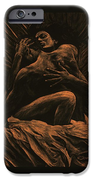 Nude Figurative iPhone 6 Case - Harmony by Richard Young