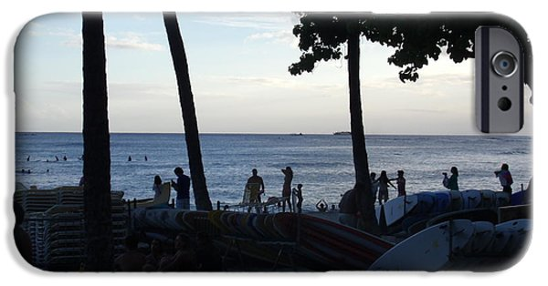 iPhone 6 Case - Hawaiian Afternoon by Daniel Sauceda