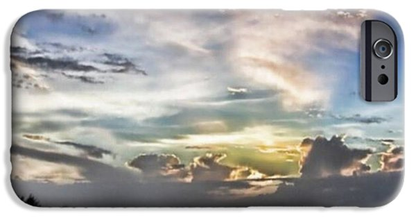 Sky iPhone 6 Case - Heaven's Light - Coyaba, Ironshore by John Edwards