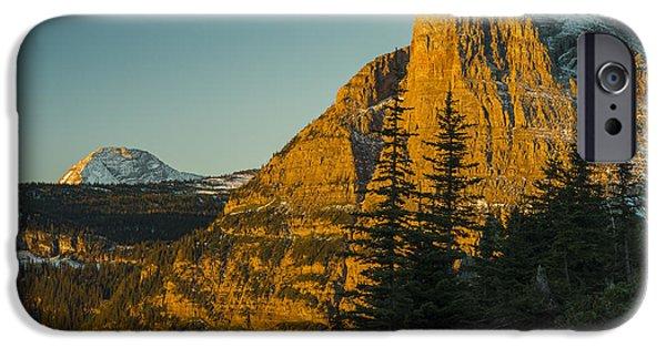 Heavy Runner Mountain IPhone 6 Case by Gary Lengyel