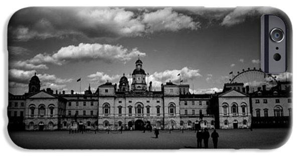 London iPhone 6 Case - #horseguards #london #thisislondon #uk by Ozan Goren