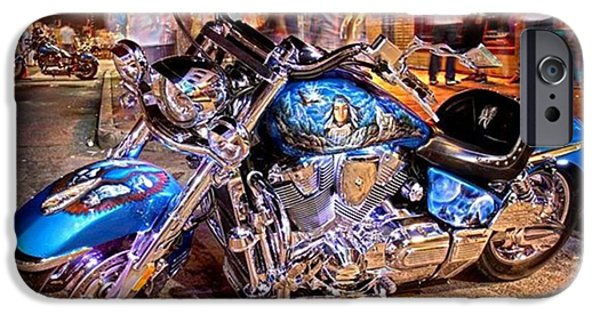 Hot Harley During Rot IPhone 6 Case