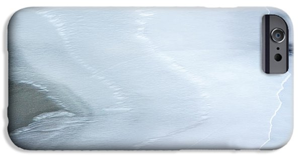 Ice Abstract 3 IPhone 6 Case by Hitendra SINKAR