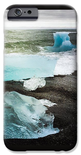 Iceberg Pieces Jokulsarlon Iceland IPhone 6 Case